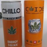 Energi drik og iste