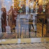 Intarsia i marmorgulvet, det kan de italienere