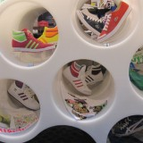 Sneakers en masse