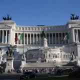 Det nyopførte monument a Vittorio Emanuele II, Foto: Charli