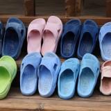 Stil skoene og byt med badefutter