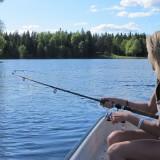 Pernille fisker.....ingenting desværre!