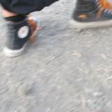 Orange scene styrer...Roskilde 2010   Foto: Charli
