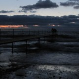 Vildt hav på Nordkysten   Foto; Charli