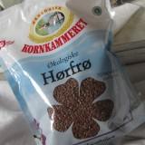 Kornkammeret kan også mønstre smukke emballager  Foto:  Charli
