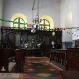 St. Francis, Indiens første europæriske kirke    Foto; Charli