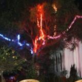 Blinkende lygter :) i Vagamon   Foto; Charli