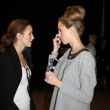 Models ready    Photo: Charli