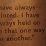 Bob Dylan citat   Foto; Charli