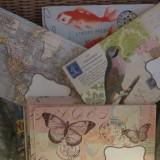 Kuverter fra fra Cavallini   Foto; Charli