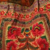 Vintage taske fra Thailand   Foto; Charli