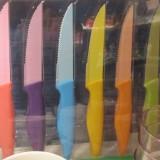 Frække og skarpe grillknive   Foto; Charli
