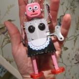 Optrækrobot    Foto; Charli