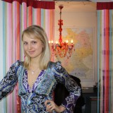 Mai Manniche en iværksætter livsjæl    Foto; Charli