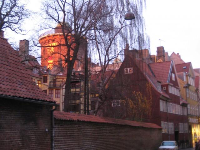 Rundetårn   Foto; Charli