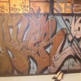 Grafittikunst  Foto: Charli