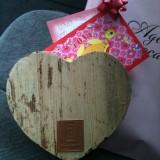 Min valentines...fra min elskede datter Carla    Foto: Charli