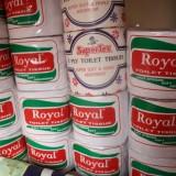 Royalt toiletpapir    Foto: Charli