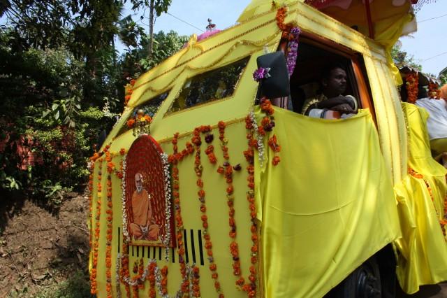 Hindu festival    Foto; Charli