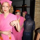 Haremet har været på scenen    Foto: Charli