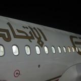 Mellemlanding i Dubai m Etihad fly   Foto: Charli