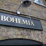 Bohemia på Old Spitalfield marked      Foto: Charli