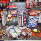 Altid plads til hurtig shopping     Foto: Charli