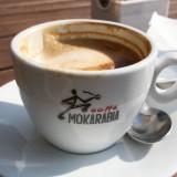Gedigen morgen cappuccino