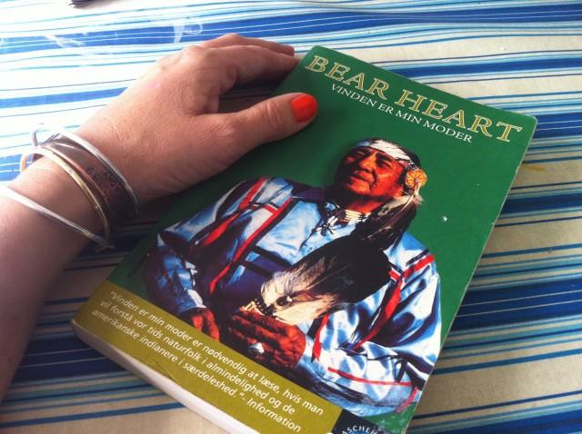Bear heart, min bibel   Foto- Charli