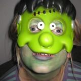 Halloween monster   Foto; Charli