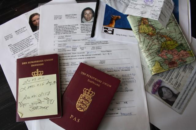 Pas, Visum og blessings   Photo-Charli