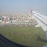 Jubiiii, Kathmandu i sigte     Photo: Charli
