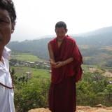 Himalaya i baggrunden            Photo: Charli