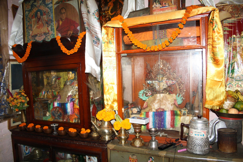 Charlis Blog 5 # Hjemme hos en tibetansk flytningefamilie