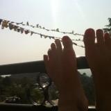 Balkonliv, når det er bedst     Photo: Charli