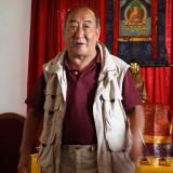 Et mere dyrbart, kært og rart menneske findes vist ikke, Rinpoche Lakha Lama   Photo: Charli