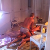 Ladyboys making out     Photos: Charline Skovgaard