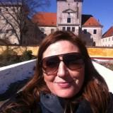 Lige ankommet på slottet, vældig spændt     Photos: Charline Skovgaard
