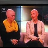 Sarah og Pia fortæller om showet i Go Morgen Danmark    Photo: Charli Skovgaard