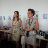De sejeste ophavskvinder bag ARABC, Pia Kvisborgt Brokmose og Josina Bergsøe     Photo: Charli Skovgaard