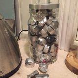 Saml alle dine aluminiums rester et sted og kør dem til genanvendelse ved lejlighed